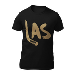 LAS Golden Hockey Stick Shirts