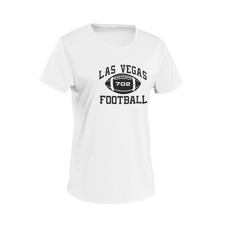 Gray or White Las Vegas Football Shirt