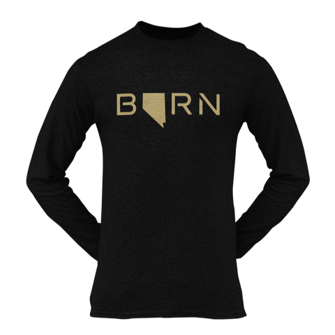 Born Nevada Long Sleeve Unisex Shirt