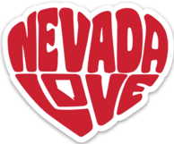 Nevada Love Magnet