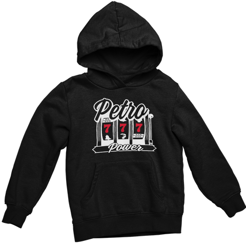 Lucky Petro Power 777 - Adult Hoodie