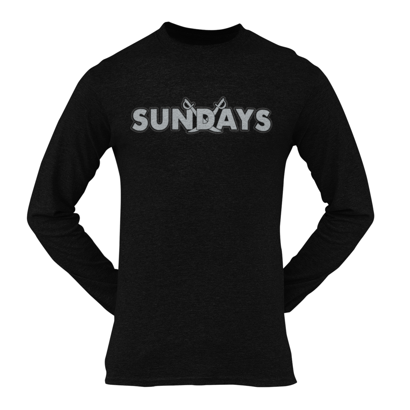 Las Vegas Football Sundays long sleeve
