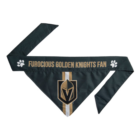 VGK Vegas Golden Knights Dog Bandana