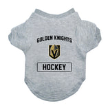 VGK Vegas Golden Knights Pet Tee Shirt