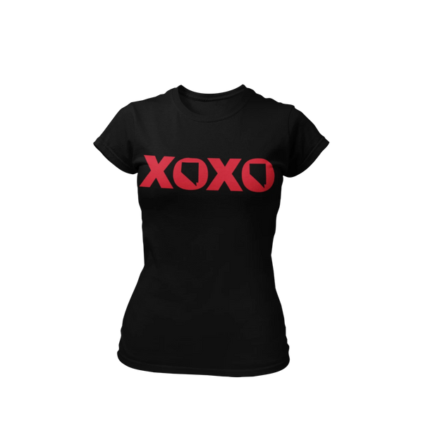 Red XOXO Nevada Shirts