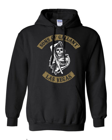 Sons of Gallant - Adult Hoodie