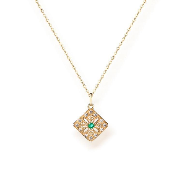 in emerald pendants pendant carat em envy diamond colombian pink it gold natural