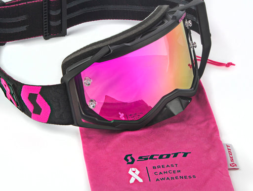 Scott BCA Prospect Limited Edition Goggles Black/Pink