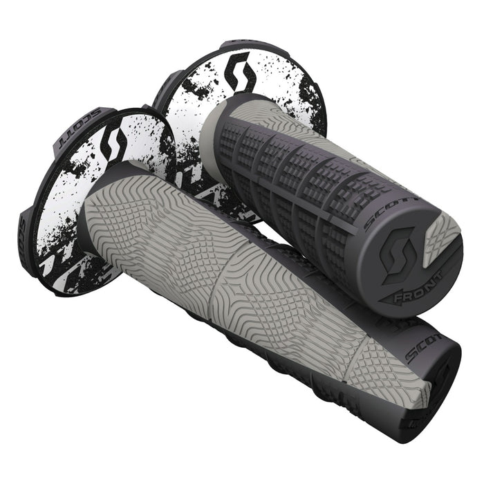 SCOTT Deuce Grips & Donuts Black / Grey