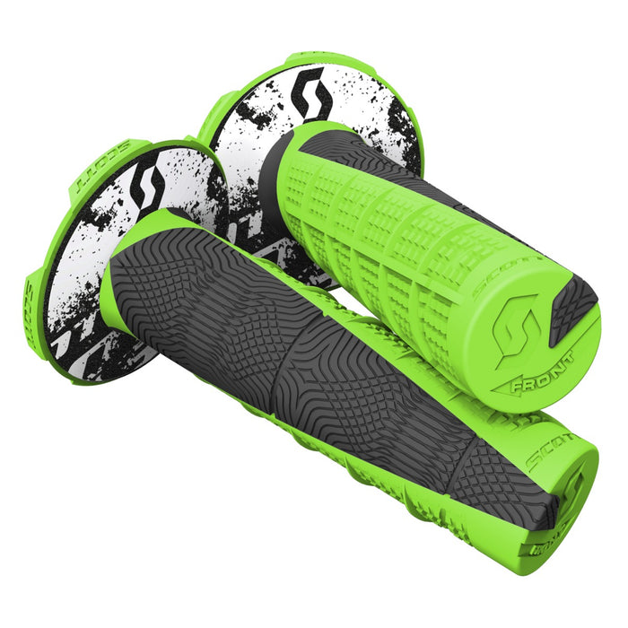 SCOTT Deuce Grips & Donuts Black / Green