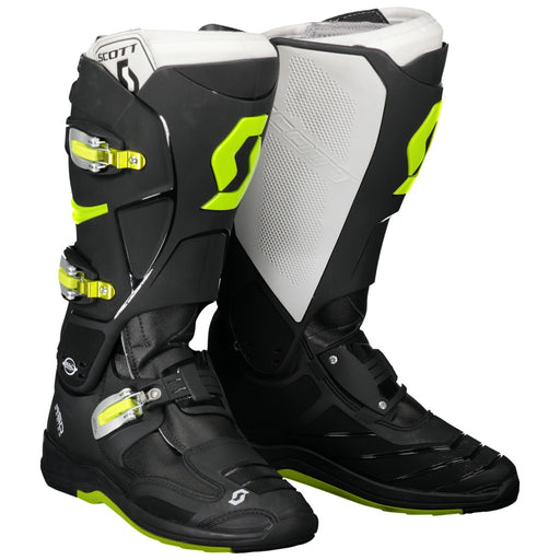 SCOTT Boot MX 550 Black / Green
