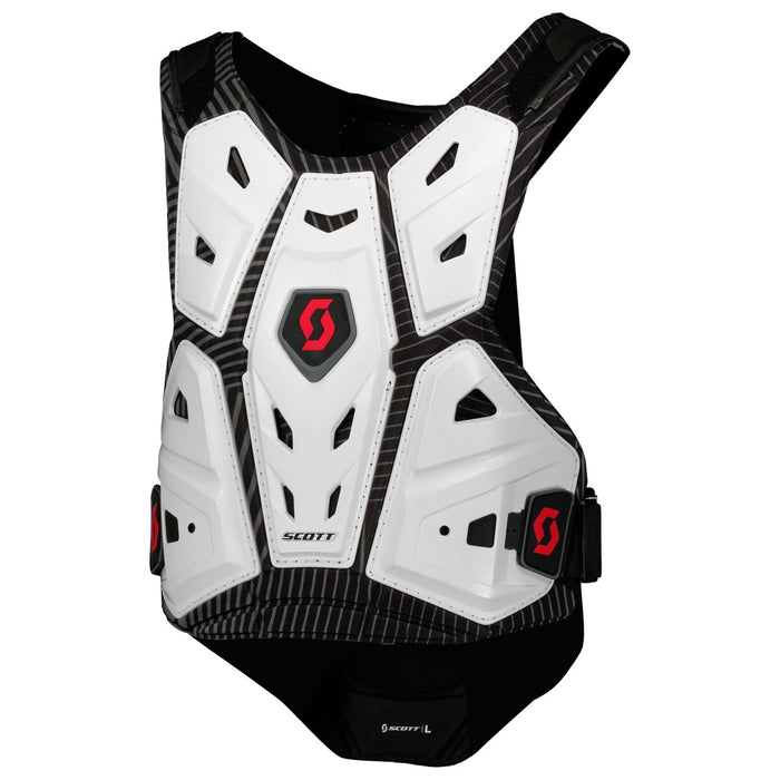 SCOTT Body Armor Commander 2 White