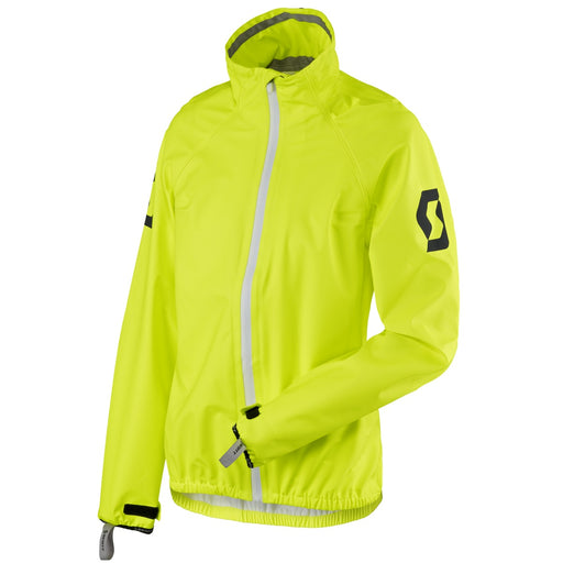 SCOTT ERGONOMIC PRO DP RAIN JACKET YELLOW