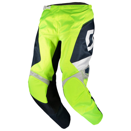 2019 SCOTT 350 TRACK PANT Blue/Yellow