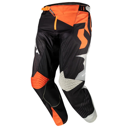 2019 SCOTT 450 ANGLED PANT Black/Orange