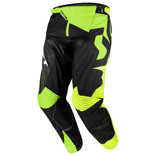 2019 SCOTT 450 ANGLED PANT Black/Green