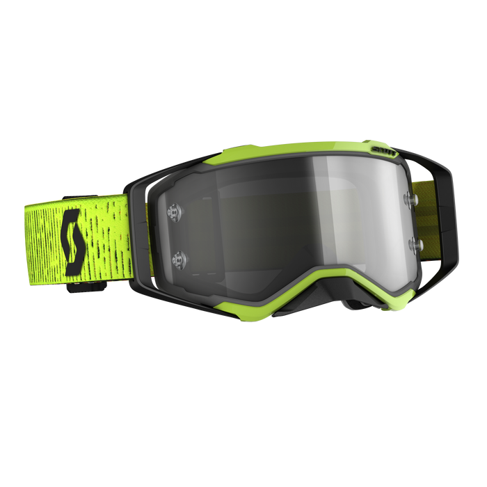 2020 SCOTT Prospect Goggle Light Sensitive - Black/Yellow Light Sensitive Grey Works