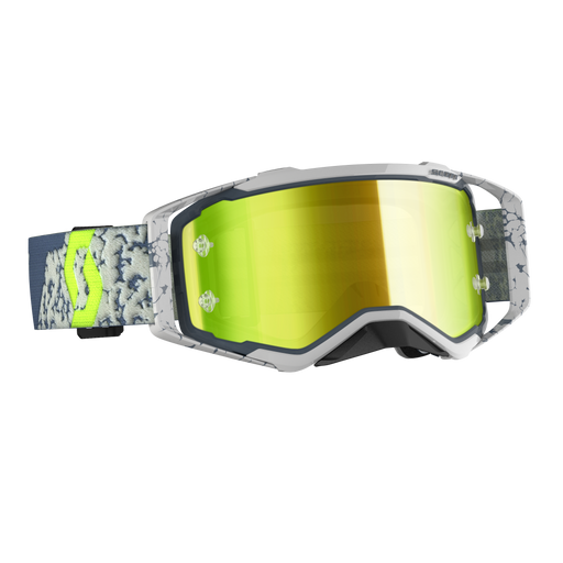 2020 SCOTT Prospect Goggle - Grey/Dark Grey Yellow Chrome Works