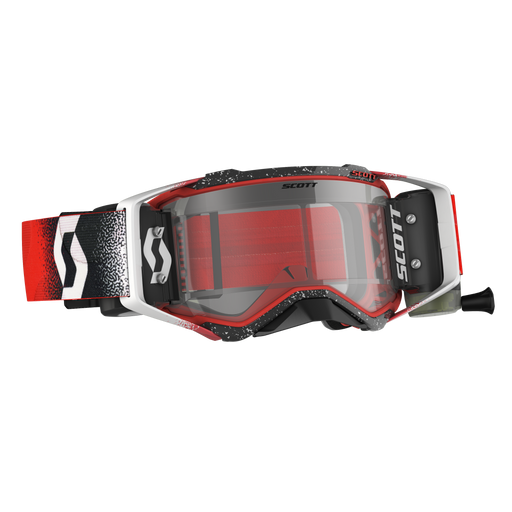 2020 SCOTT Prospect WFS Goggle White/Red - Clear Works