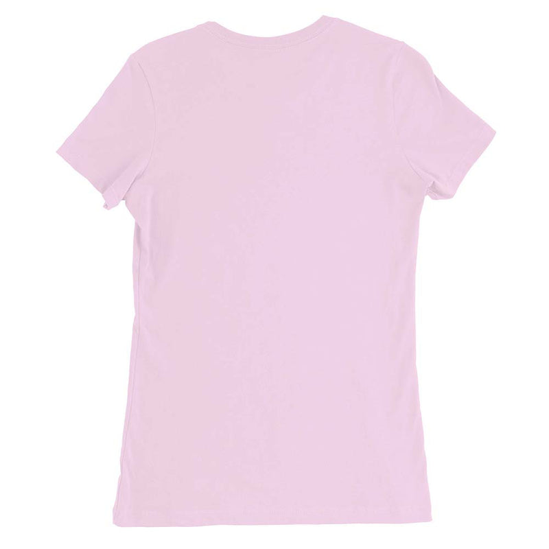 Darcy Round Neck Rock Girl T-Shirt - Woven Trends