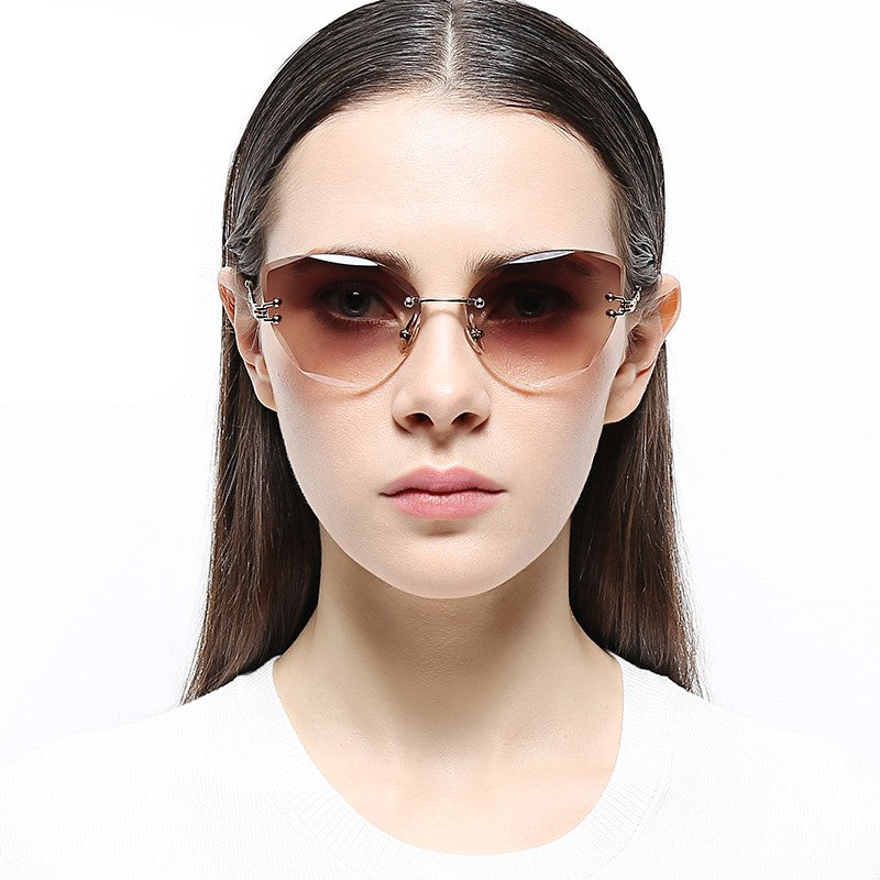 Catherine Vintage Sunglasses - Woven Trends