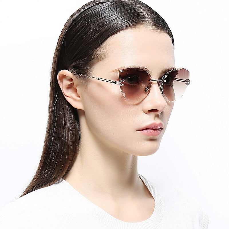 Catherine Vintage Sunglasses - woven-trends