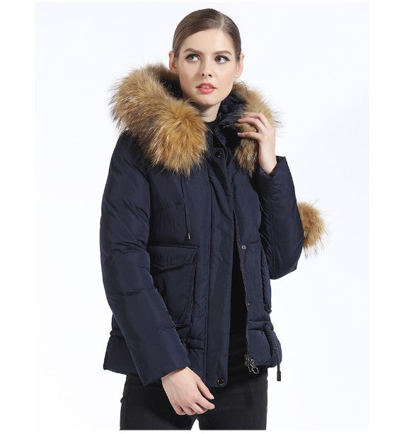 Marina Parka Winter Fur Coat - woven-trends