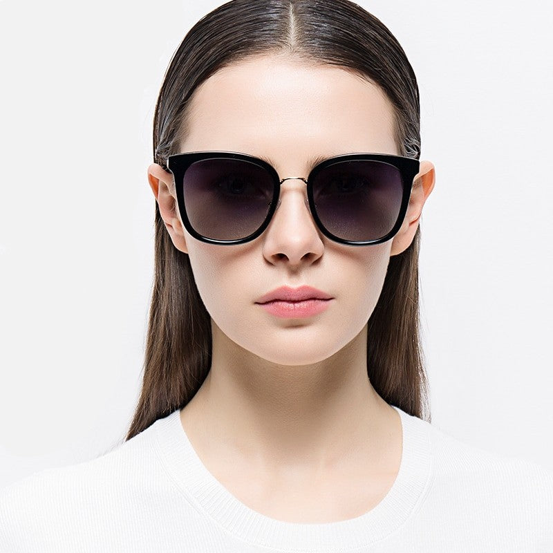 Tiffany Oversized Sunglasses - woven-trends