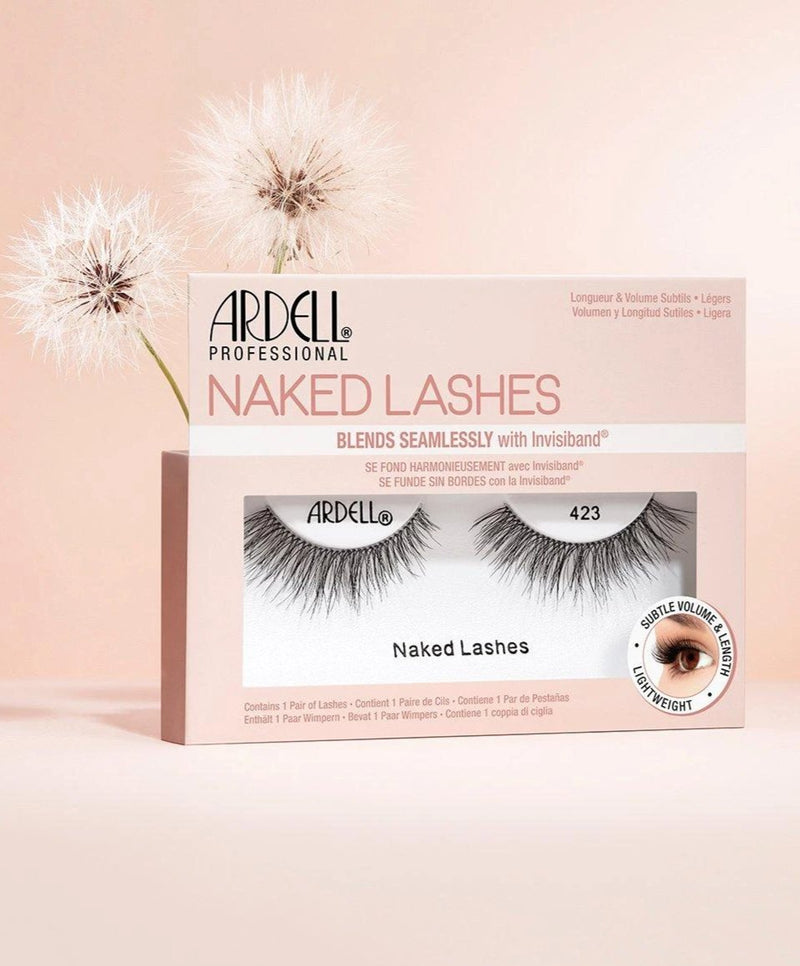 Dayami Luxurious Naked Lashes Ardell 423-Woven Trends