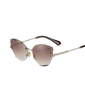 Catherine Vintage Sunglasses Woven Trends
