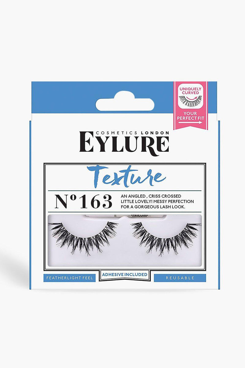 Izabella Luxury Texture Eylure 163 Lashes-Woven Trends