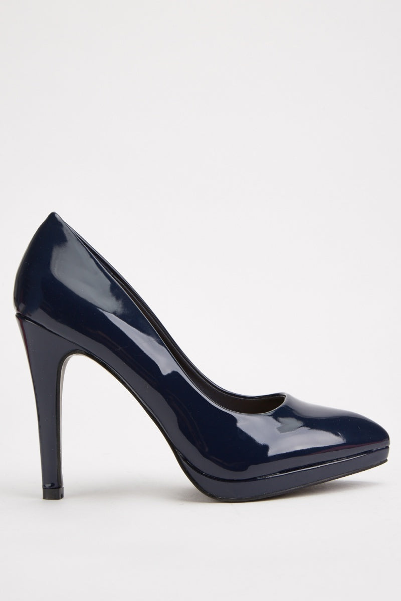 Lauryn High Heel Pump Shoes-Woven Trends