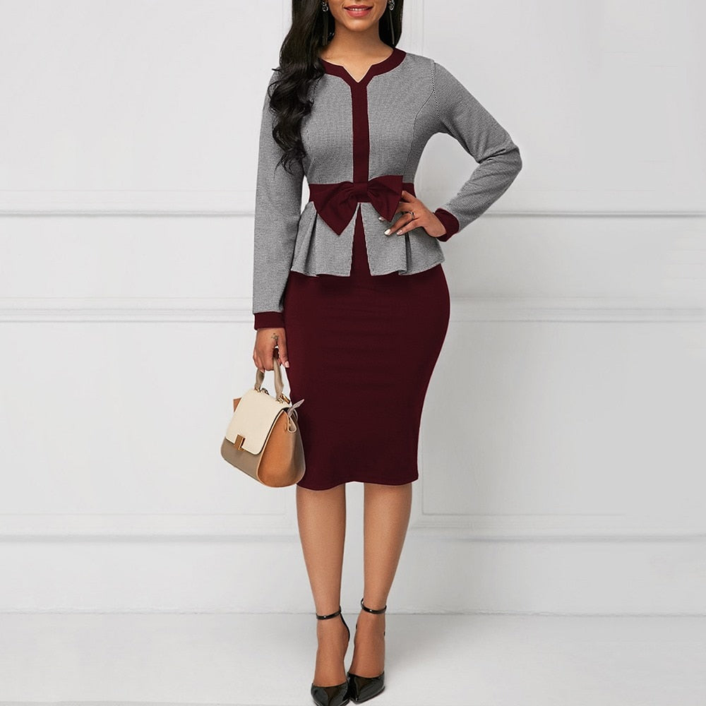 Molly Elegant Bodycon Dress