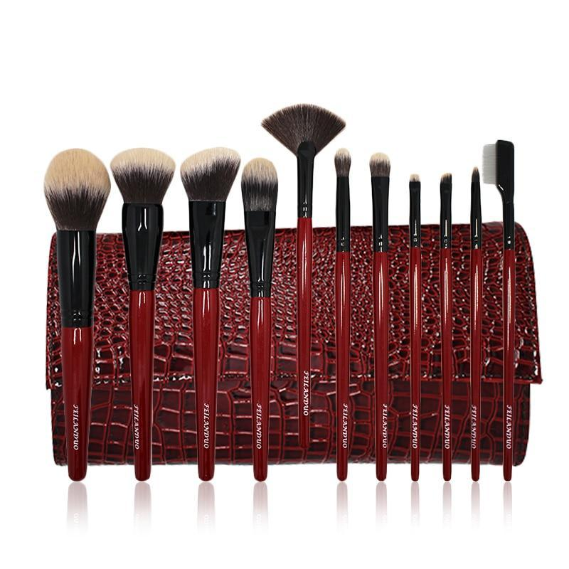 Trina Professional Makeup Brush Set - woven-trends