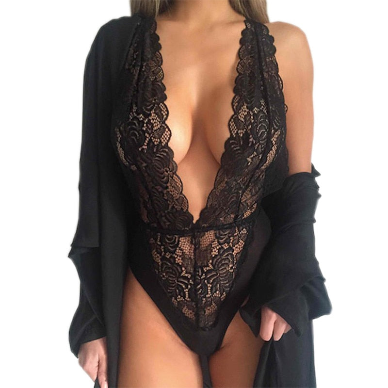Salome Lenceria Sexy Nightgown