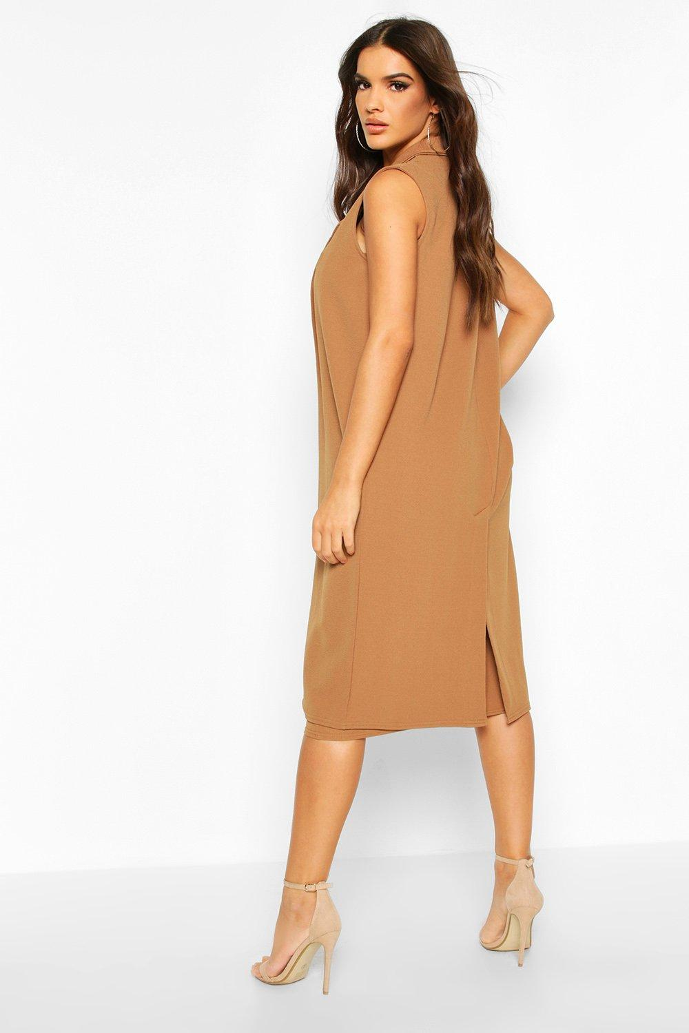 Dana Three Piece Shirt, Skirt and Duster Set-Woven Trends