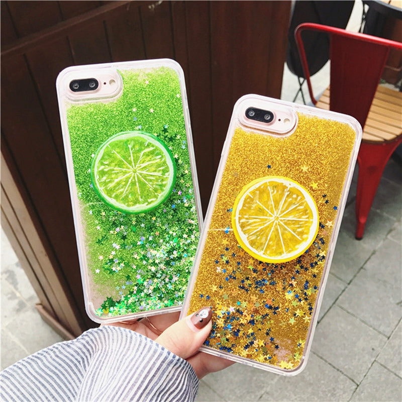 Lemonade Detail Phone Case - Phone Case Accessory Accessories - Woven Trends Fashion Collection