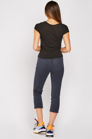 Katie Crop Chino Trousers