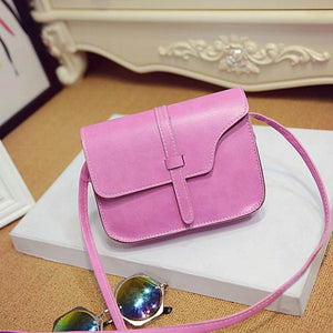 Asymmetric Cut Flap Shoulder Strap Crossbody Bag Woven Trends