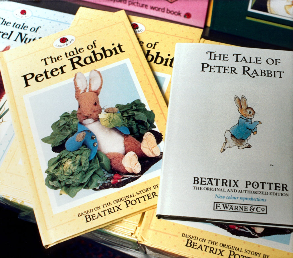 How Peter Rabbit and friends went global