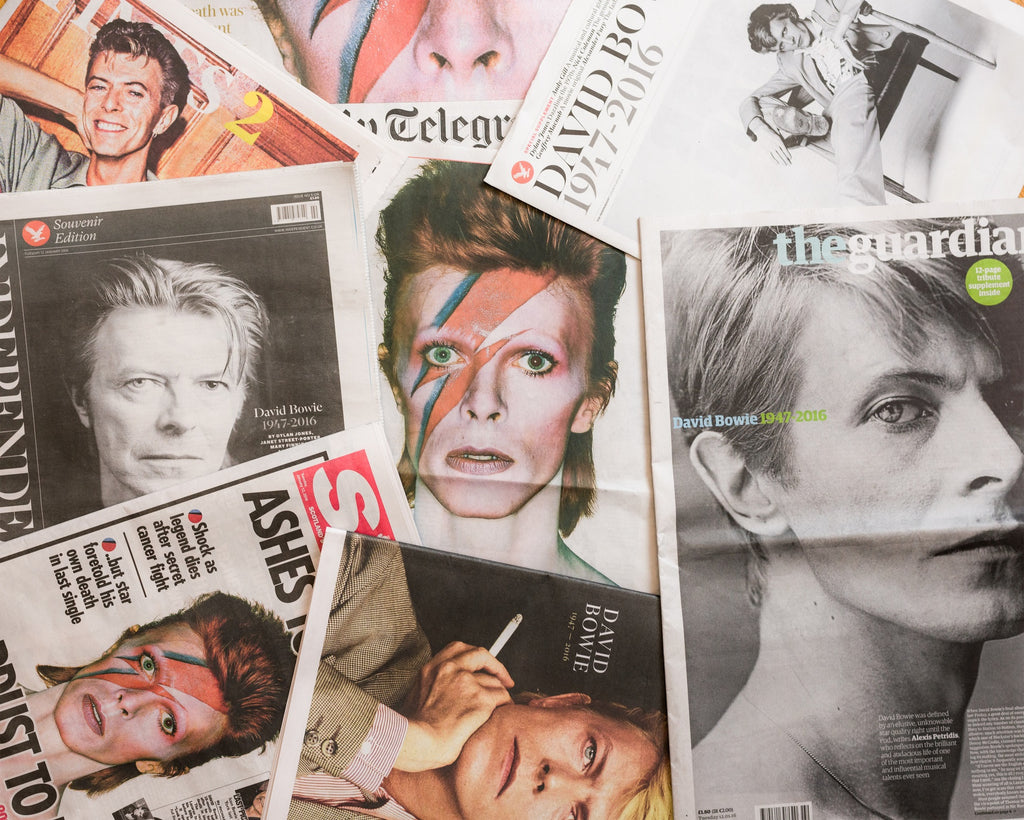 Bowie's first demo track expected to fetch £10,000 at auction…