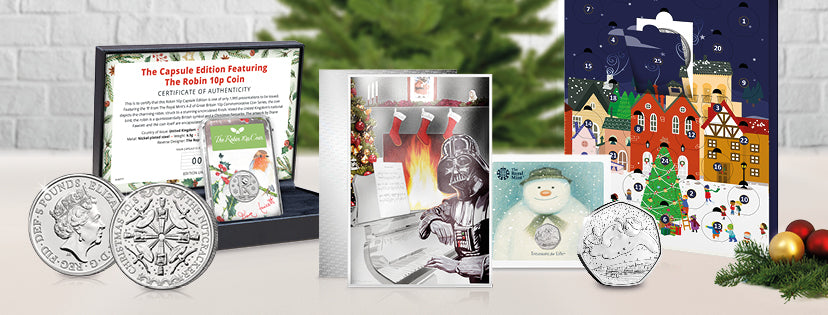 REVEALED: Our brand new Christmas Collectables Range…