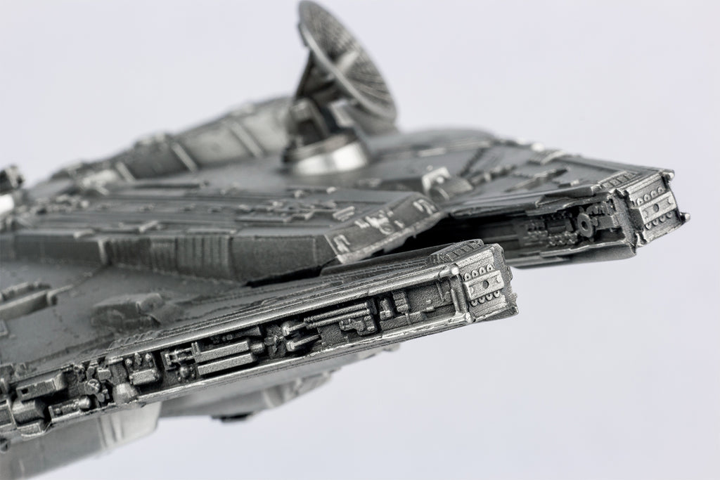 Unboxing one of the most detailed Millennium Falcons ever issued...