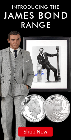 The James Bond Collectables Range