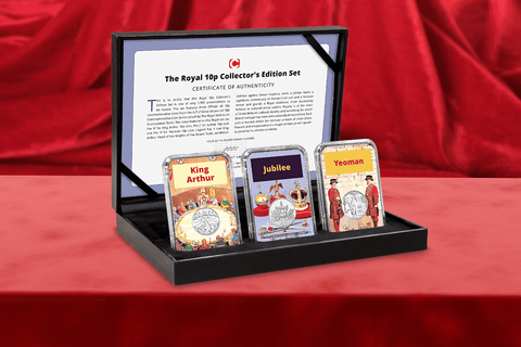 The Royal 10p Collector's Edition Set - Collectology