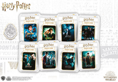 The Harry Potter Film Poster Capsule Edition Set