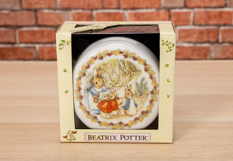 The Beatrix Potter Money Box 50p Set - Collectology