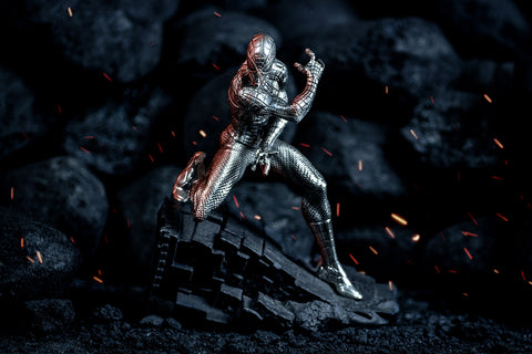 Royal Selangor Spider-Man Webslinger Figure - Collectology