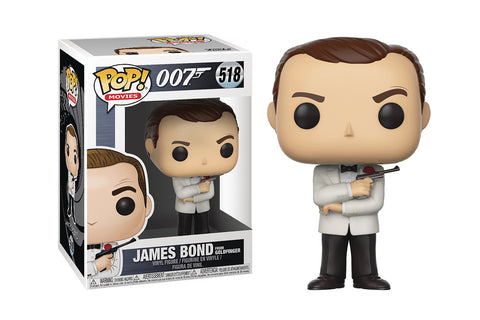 The James Bond Sean Connery Goldfinger Pop! Vinyl edition - Collectology