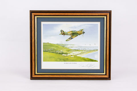 The Hurricane Signed Framed Print - Collectology